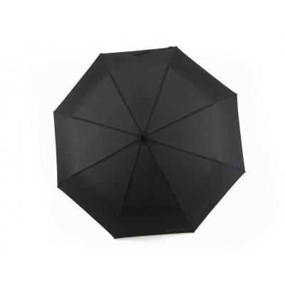 Černý vystřelovací deštník značky Pierre Cardin 83267