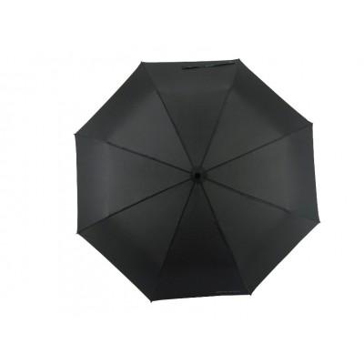 Černý vystřelovací deštník značky Pierre Cardin 83567