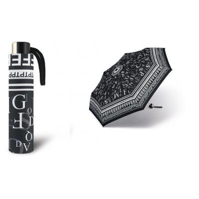 Deštník Alu light odlehčený 32013 letters