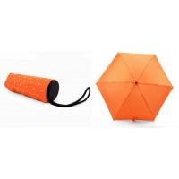 Puntíkatý ultra mini deštník