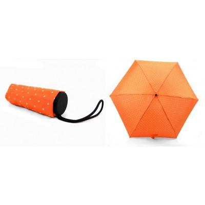 Puntíkatý mini deštník