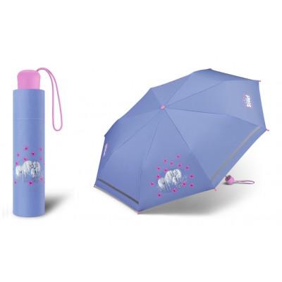 Chlapecký skládací deštník Scout - Basic Royal Blue
