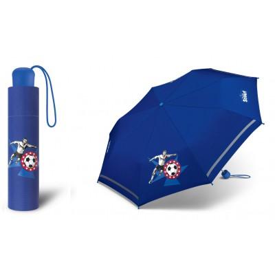 Chlapecký skládací deštník Scout - Fotbálek
