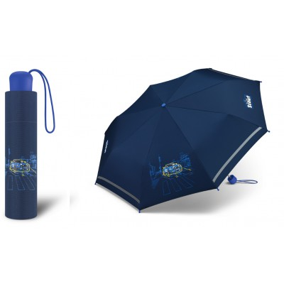 Chlapecký skládací deštník Scout - Policie 2020