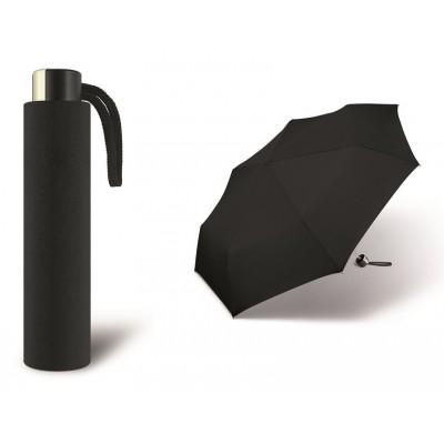 Deštník Alu light odlehčený černý Poštovné zdarma
