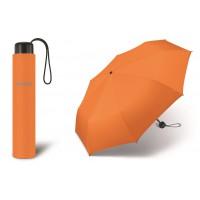 Mini deštník - oranžový