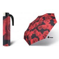 Deštník Alu light odlehčený Růže Poštovné zdarma