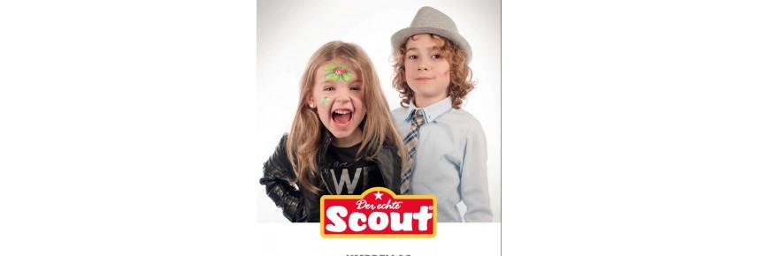 Scout - dětské skládací