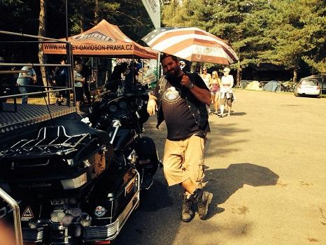 Harley Davidson YNOT?